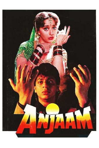 Poster of Anjaam