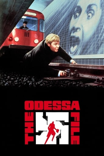 Poster of The Odessa File