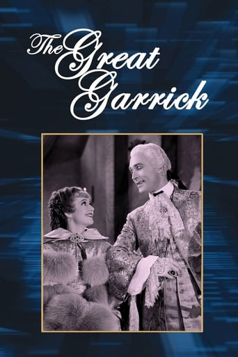 Poster of The Great Garrick