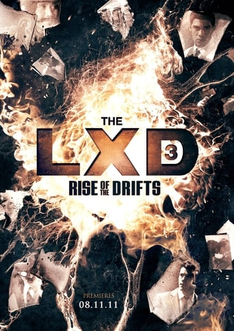Poster of The LXD: Rise of the Drifts