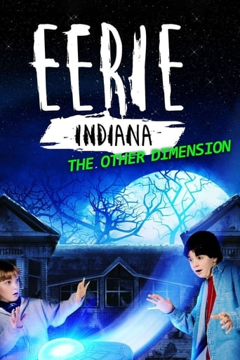 Poster of Eerie, Indiana: The Other Dimension