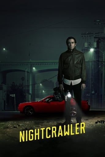 Poster of Nightcrawler