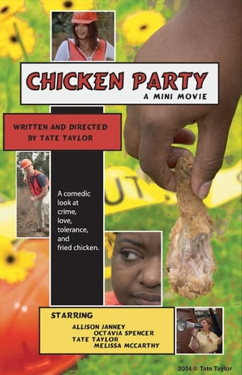 Poster of Chicken Party