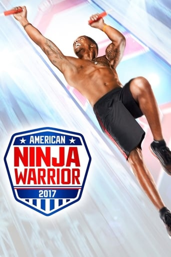 Poster of American Ninja Warrior