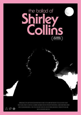 Poster of The Ballad of Shirley Collins