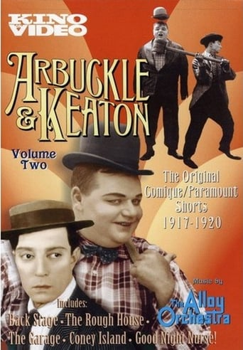 Poster of Arbuckle & Keaton, Volume Two