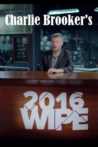 Poster of Charlie Brooker's 2016 Wipe