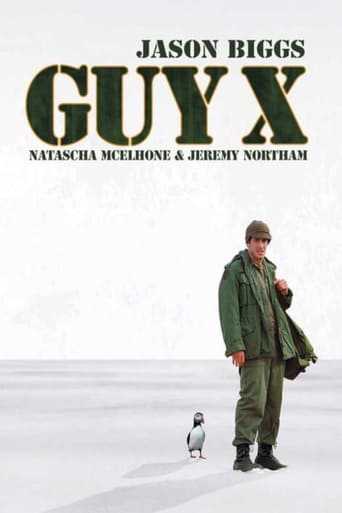Poster of Guy X