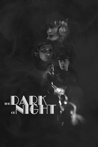 Poster of The Dark of Night