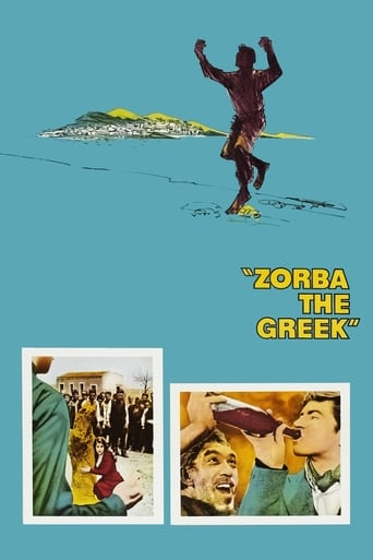 Poster of Zorba the Greek