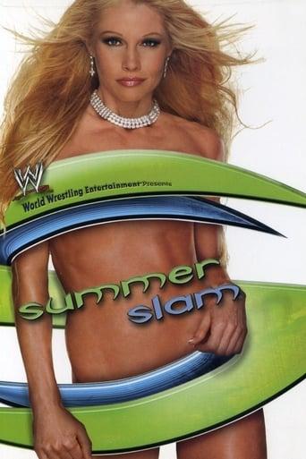 Poster of WWE SummerSlam 2003