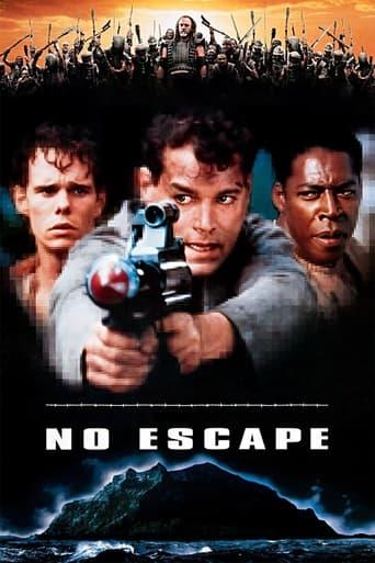 Poster of No Escape