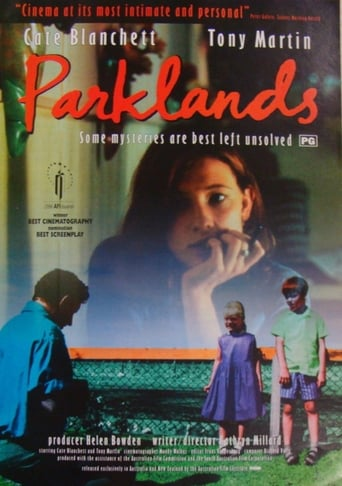 Parklands poster