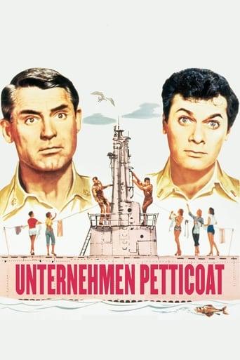 Poster of Unternehmen Petticoat