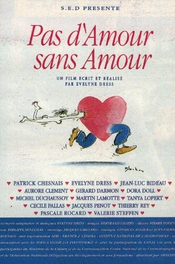Poster of Pas d'amour sans amour!