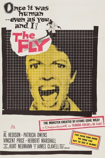 Poster of The Fly