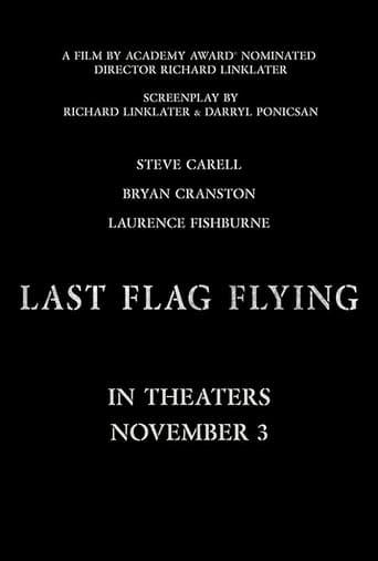 Poster of Last Flag Flying