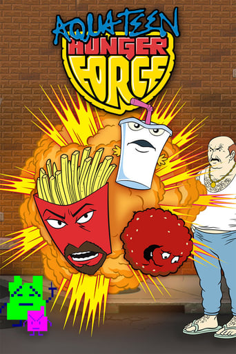 Poster of Aqua Teen Hunger Force