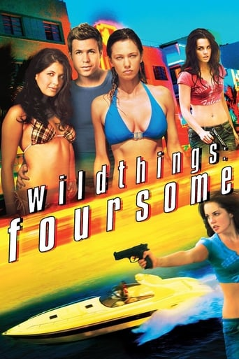 Poster of Wild Things: Foursome