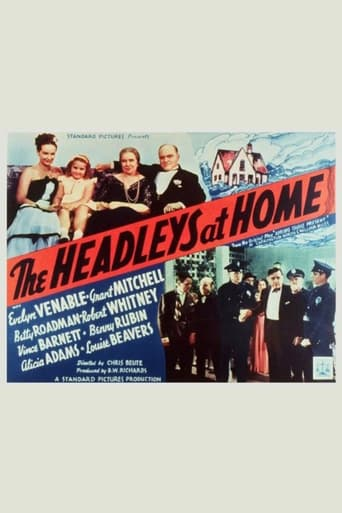 Poster of The Headleys at Home