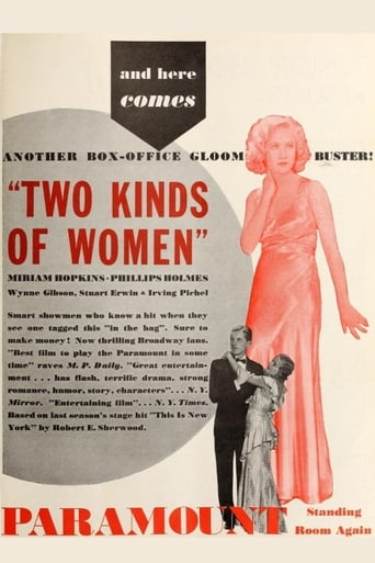 Poster of Two Kinds of Women