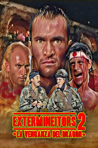 Poster of The Extermineitors 2: The Dragon Vengance