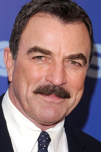 Image of Tom Selleck