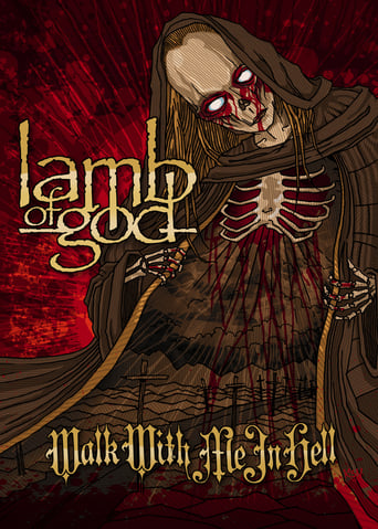 Poster of Lamb of God: Walk with Me in Hell