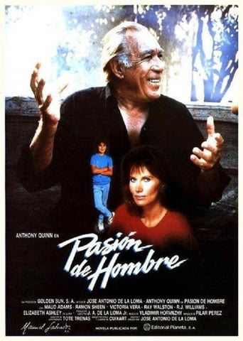 Poster of A Man of Passion