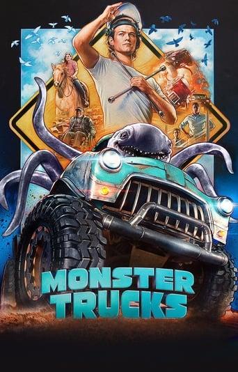 Poster of Monster Trucks
