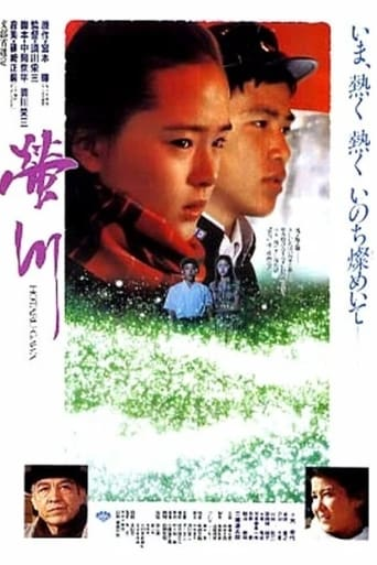 Poster of River of Fireflies