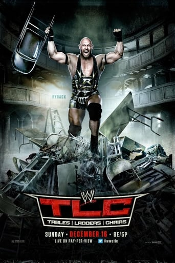 Poster of WWE TLC: Tables Ladders & Chairs 2012