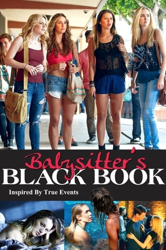 Poster of Babysitter's Black Book