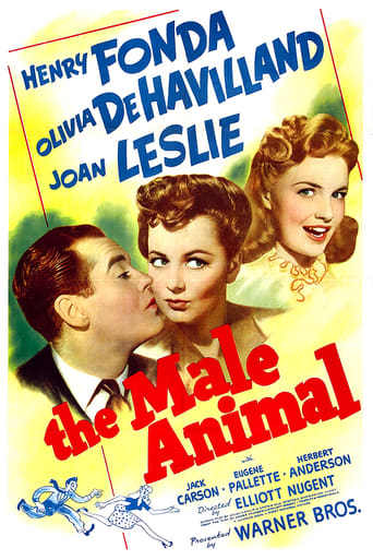 Poster of The Male Animal