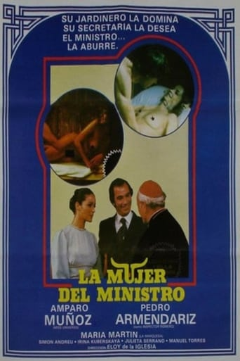 Poster of The Minister's Wife