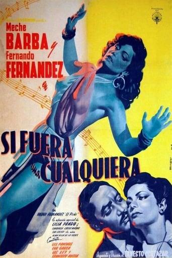 Poster of Si fuera una cualquiera