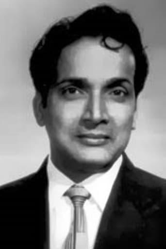 Image of M. N. Nambiar