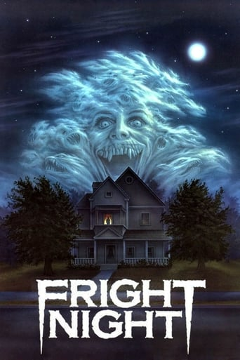 Poster for Fright Night