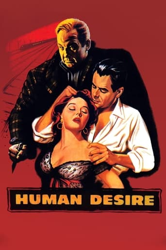 Poster of Human Desire