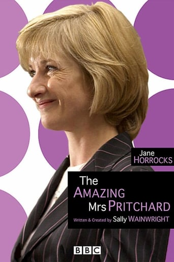 Poster of The Amazing Mrs Pritchard