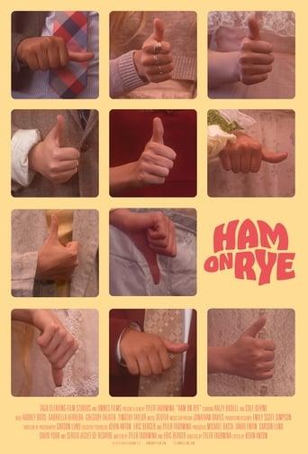 Poster of Ham on Rye