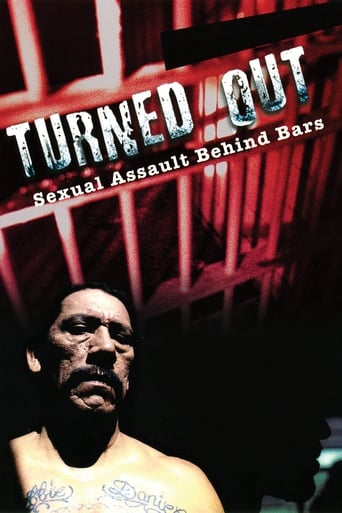 Poster of Turned Out: Sexual Assault Behind Bars