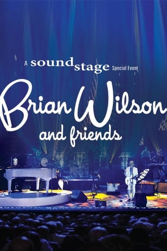 Poster of Brian Wilson and Friends: A Soundstage Special Event