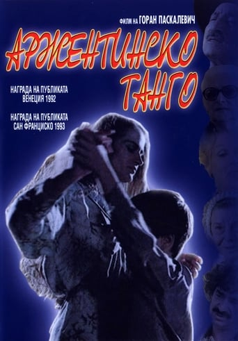 Poster of Tango argentino