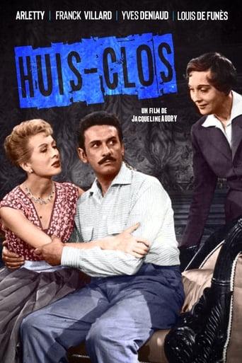 Poster of Huis clos