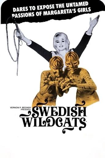 Poster of Swedish Wildcats