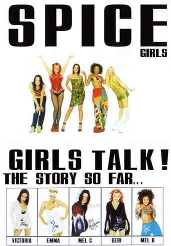 Poster of Spice Girls: Girls Talk!