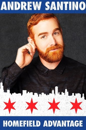 Poster of Andrew Santino: Home Field Advantage