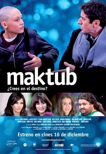 Poster of Maktub