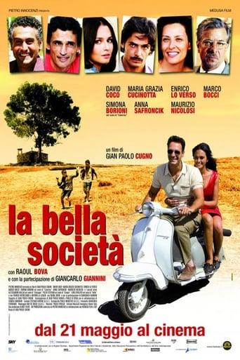 Poster of La bella società